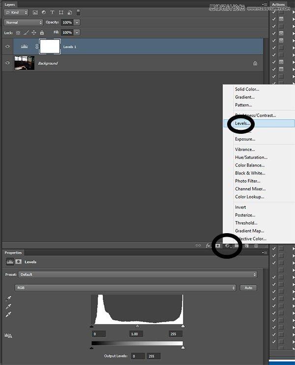 详细解析Photoshop如何修复曝光不足的照片