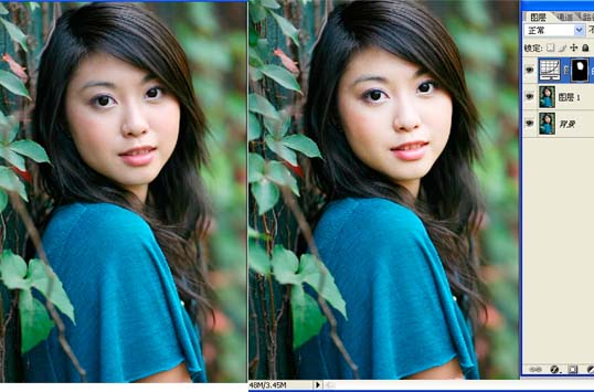 photoshop蒙版工具使用图文教程
