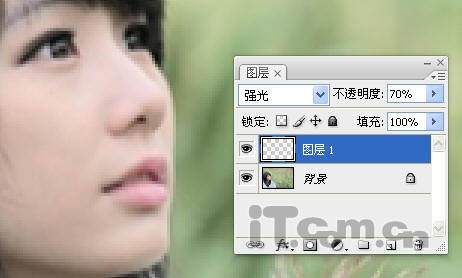 Photoshop把人物脸部细节清晰美化处理