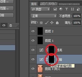 解析人像摄影前期和后期Photoshop精修过程