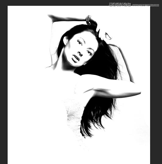 巧用Photoshop通道给人像美女抠图教程