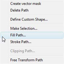 Photoshop文本工具之钢笔工具使用教程