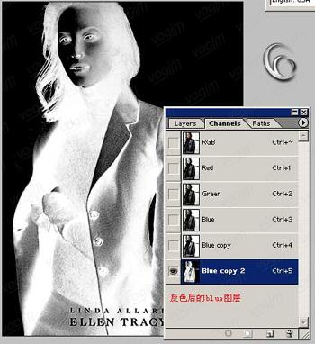 Photoshop初学者通道抠图实例教程