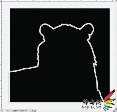 使用Photoshop抽出滤镜抠图实例教程