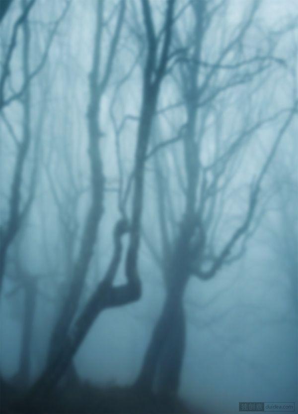 Photoshop合成森林里梦幻仙子场景图片教程