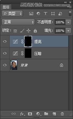 Photoshop简单的方法提高人像肤色的质感