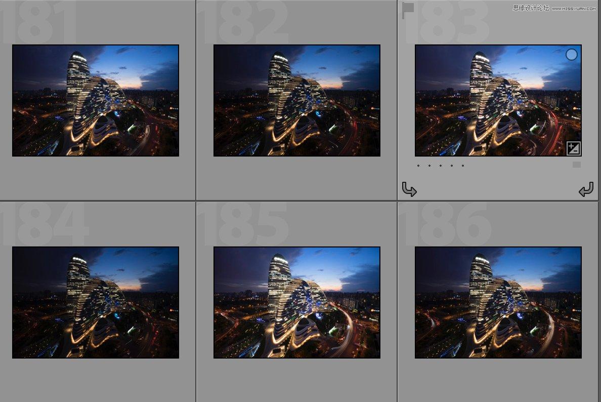 Photoshop合成超酷的城市夜景效果图教程