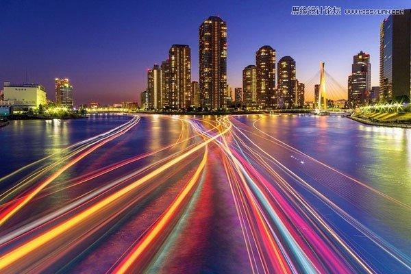 Photoshop合成绚丽的城市宣传海报设计教程
