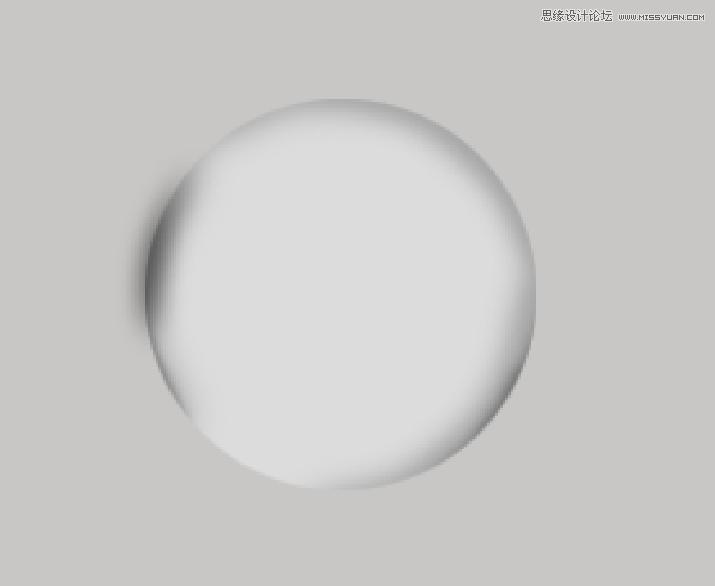 Photoshop鼠绘绘制立体特效的玻璃球效果图