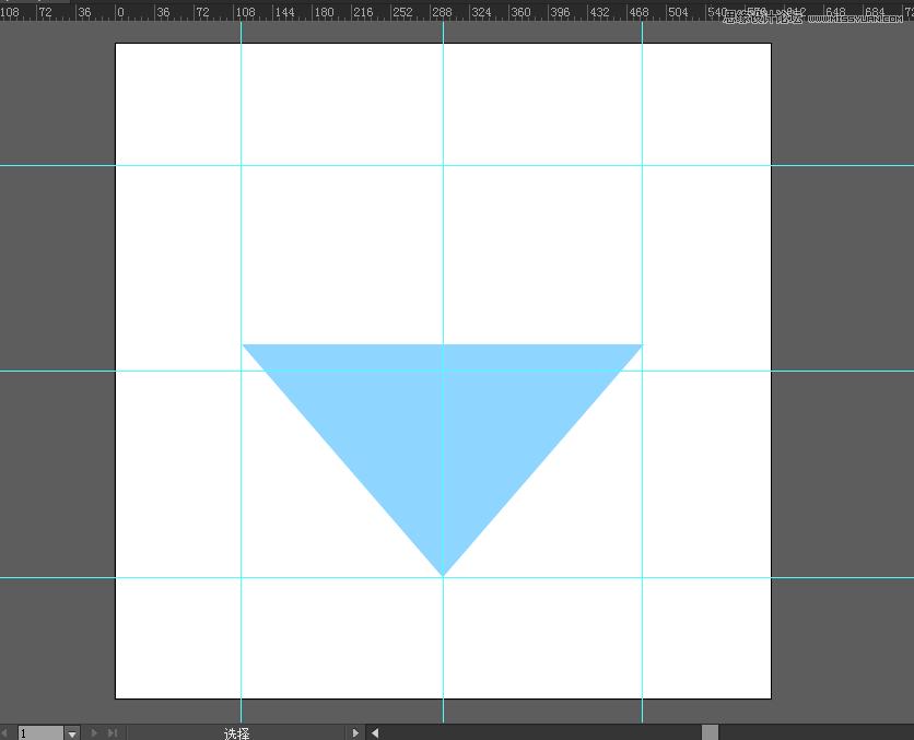 Illustrator制作精致闪亮的长投影宝石特效