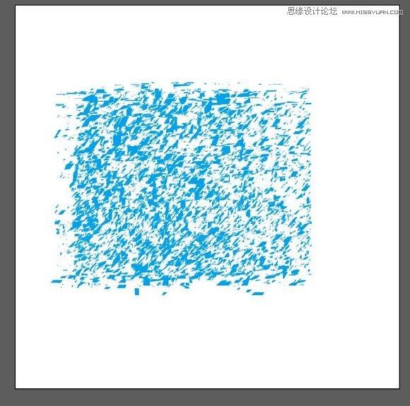 Illustrator制作漂亮的污迹文字效果图