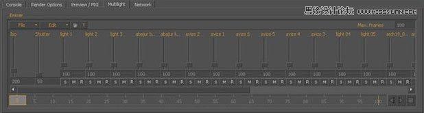 3DSMAX打造欧式古典客厅效果图教程