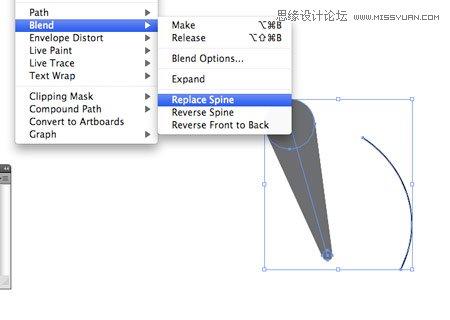 Illustrator结合PS设计时尚的花纹插画教程