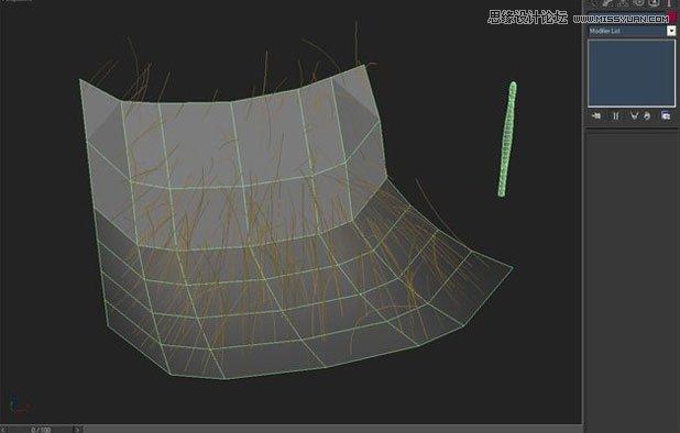 3ds Max制作头发和皮毛实例教程