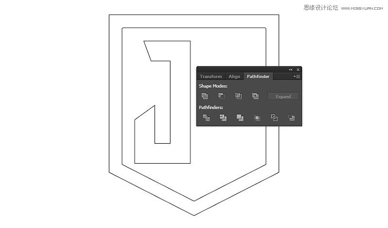Photoshop结合AI设计正义联盟LOGO教程