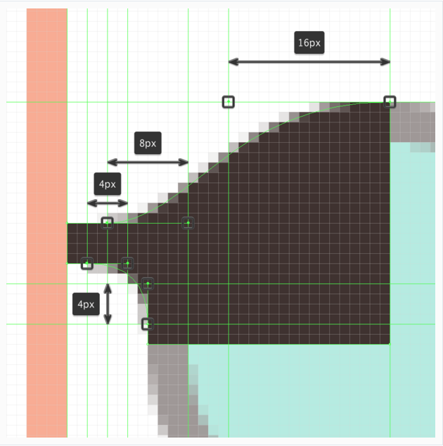 Illustrator制作简约风格的时尚图标包