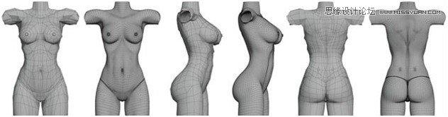 3Ds Max制作超酷龙形残绕的战士教程