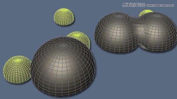 3ds Max制作晶莹剔透的水滴教程
