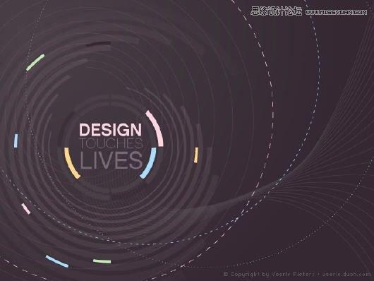 Illustrator旋转工具与缩放工具使用技巧