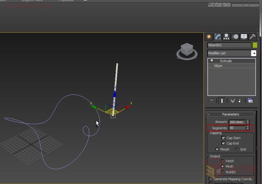 3Dsmax制作创意的太阳能充电伞教程
