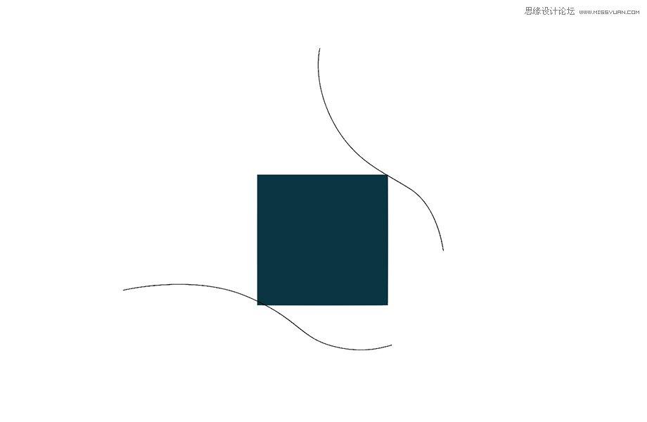Illustrator详解抽象韵律感图案的制作方法