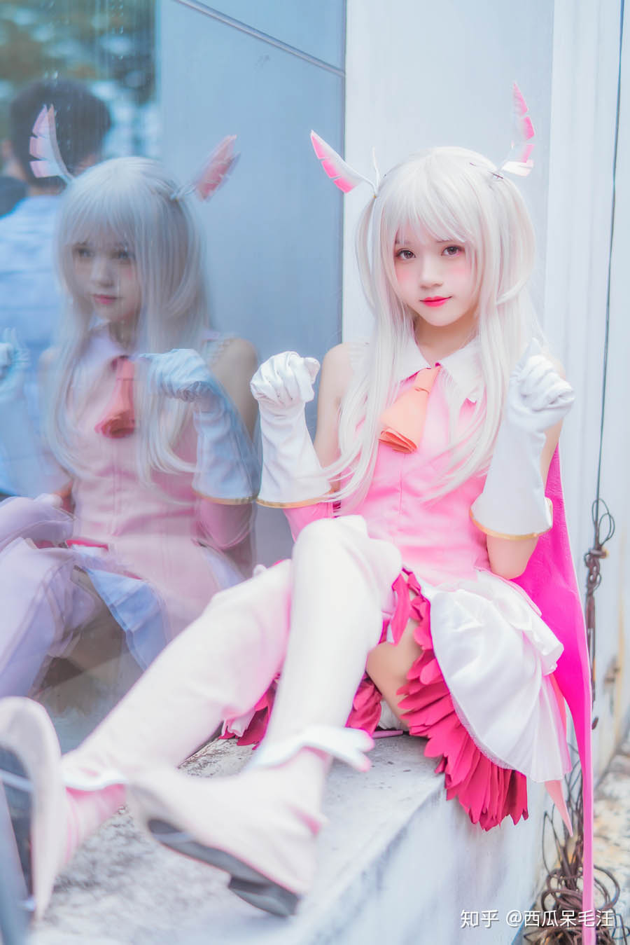 <a href=http://www.06ps.com/ target=_blank class=infotextkey>photoshop</a>调出Cosplay美女粉嫩艺术效果,PS教程,