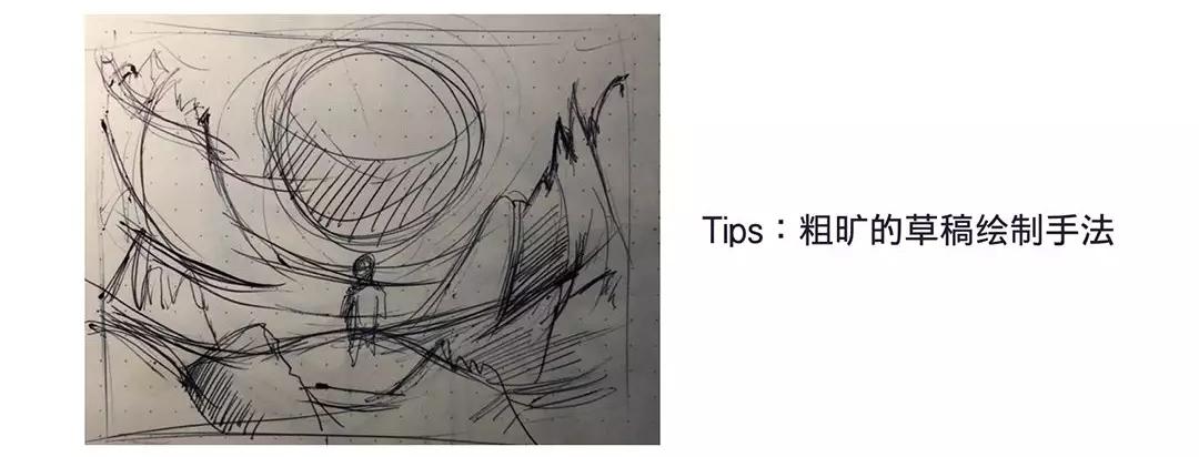 使用AI绘制磨砂风格的插画AI教程0