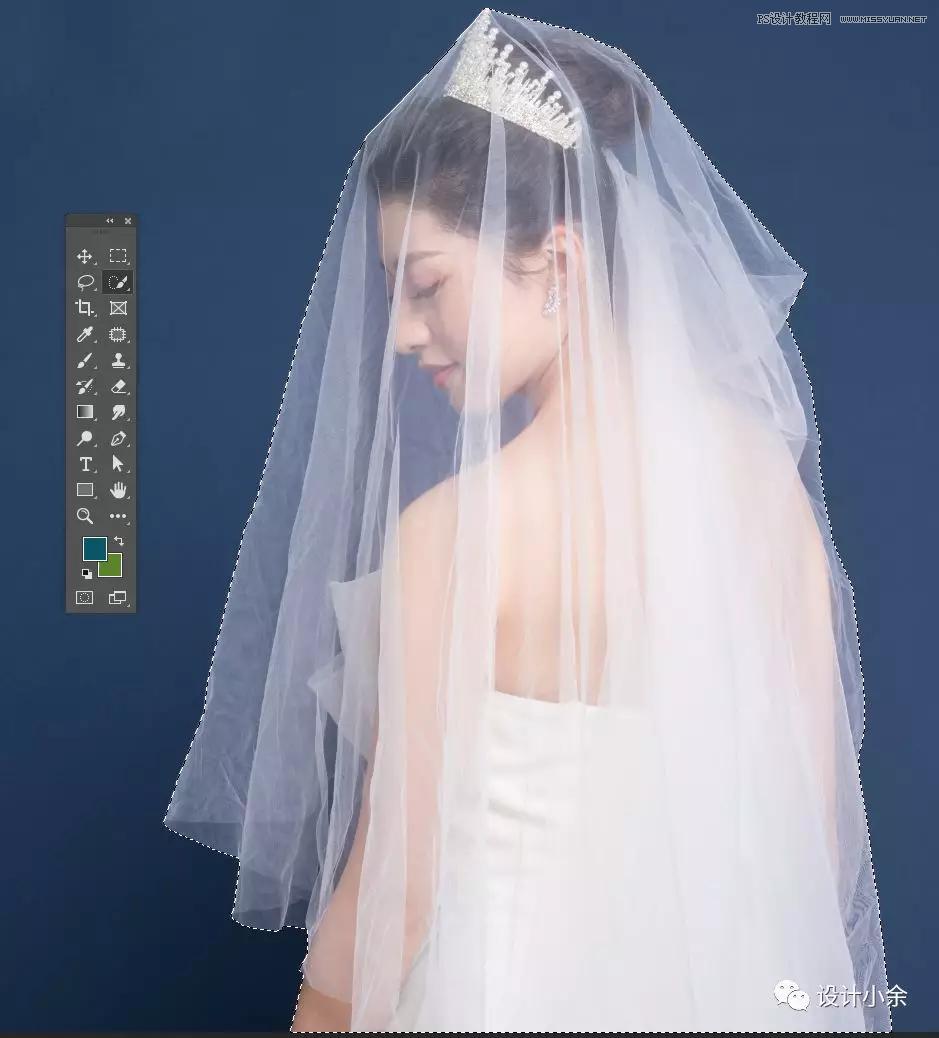 PS抠图教程:5种经典的Photoshop抠图方法技巧详解